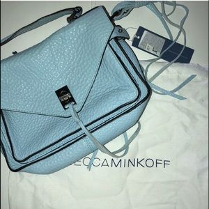 NWT Rebecca minkoff Genuine leather crossbody bag